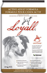 Loyall for Active Adult Dogs